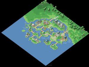 卡鲁它那村全貌图